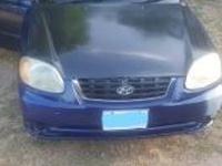 Hyundai Accent 1,2L 2003
