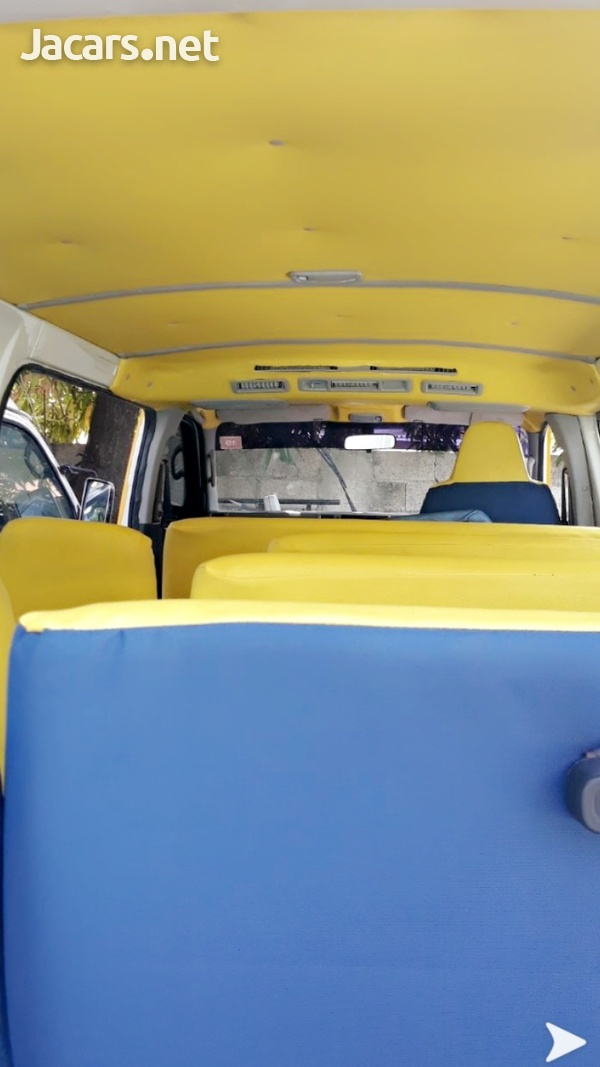 We make and install bus seats for your hiace and caravan-8