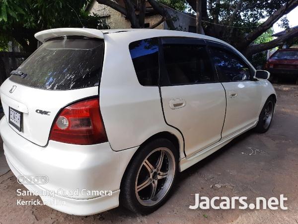 Honda Civic 1,6L 2002-7