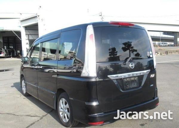 Nissan Serena 1,8L 2012-2