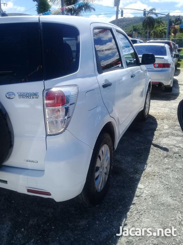 Daihatsu Terios 1,5L 2012-9
