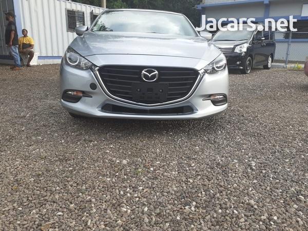 Mazda 3 2,0L 2017-2