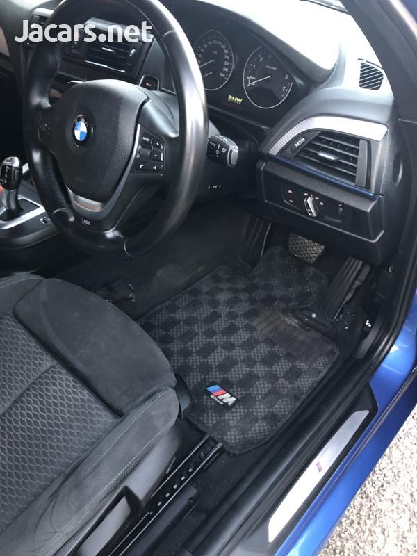 BMW 1-Series 1,6L 2014-8