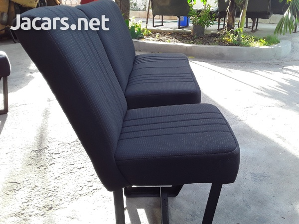 BUS SEATS WITH A DIFFERENCE FOR HIACE AND NISSAN CARRAVAN