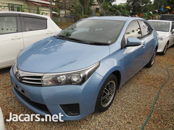 Toyota Corolla 1,6L 2015-1
