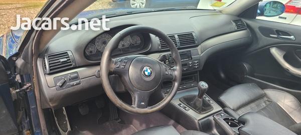 BMW M3 3,0L 2002-9