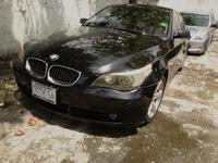 BMW 5-Series 2,5L 2006