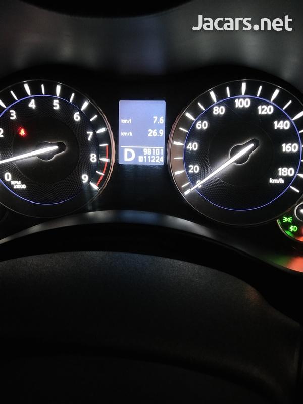 Nissan Fuga 3,7L 2011-16