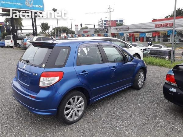 Suzuki SX4 1,5L 2013-1