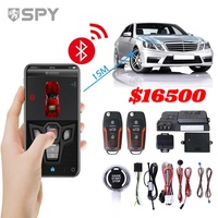 Smart Car Alarm System with Phone App