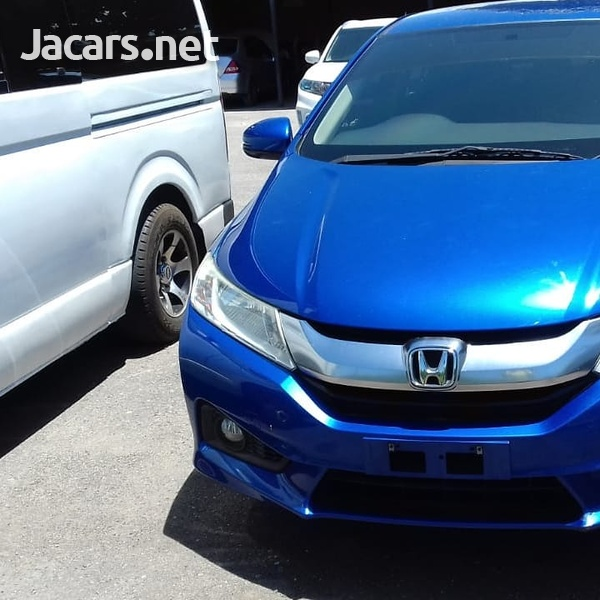 Honda City 1,6L 2014-8