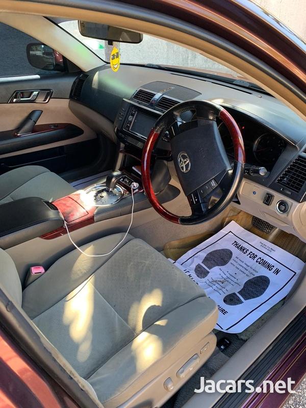 Toyota Mark X 2,6L 2007-3