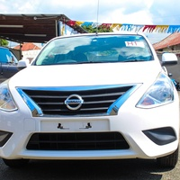 Nissan Latio 1,2L 2016