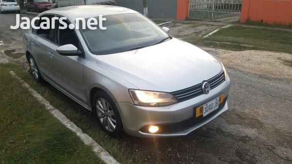 Volkswagen Jetta 1,4L 2013-3