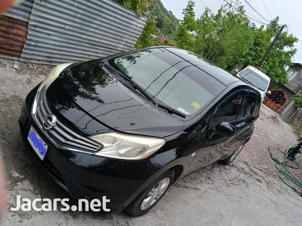 Nissan Note 0,6L 2013-13