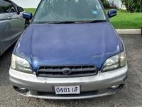 Subaru Outback 2,0L 2002