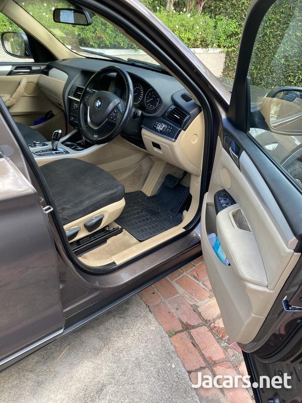 BMW X3 2,0L 2013-5