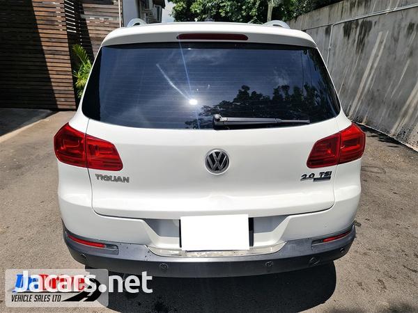 Volkswagen Tiguan 1,9L 2013-5
