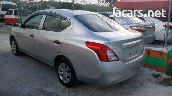 Nissan Latio 1,1L 2013-3