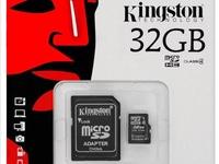 Kingston Micro SD Memory Card 32GB