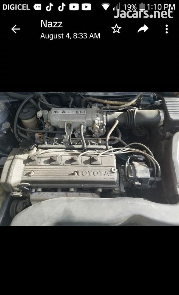 Toyota Starlet 1,5L 1992-2