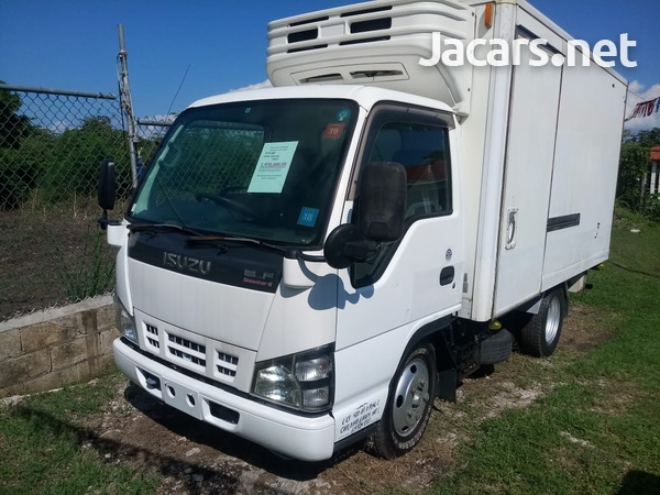 Isuzu freezer body Truck 2005-5