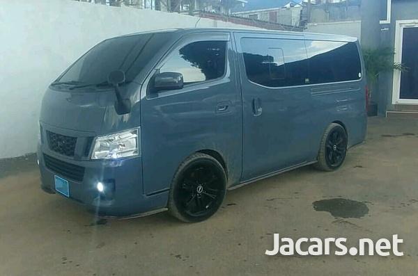 2013 Nissan Caravan NV 350 Premium GX-3