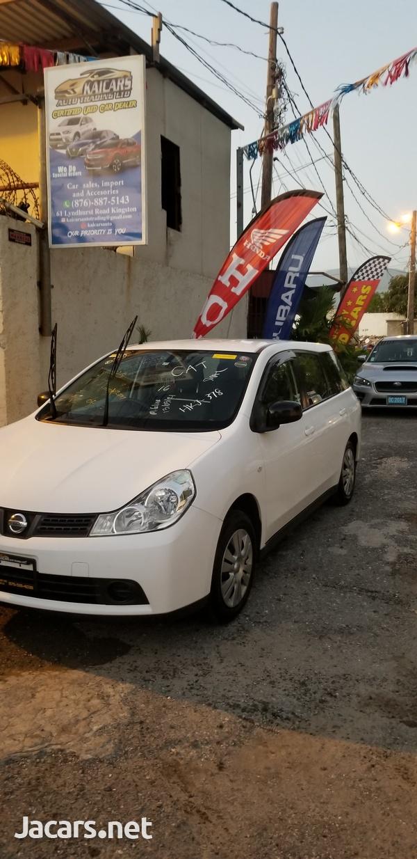 Nissan Wingroad 1,5L 2015-2