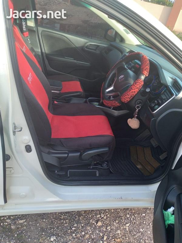 Honda City 1,5L 2017-4