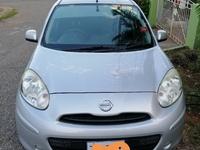 Nissan March 1,2L 2013