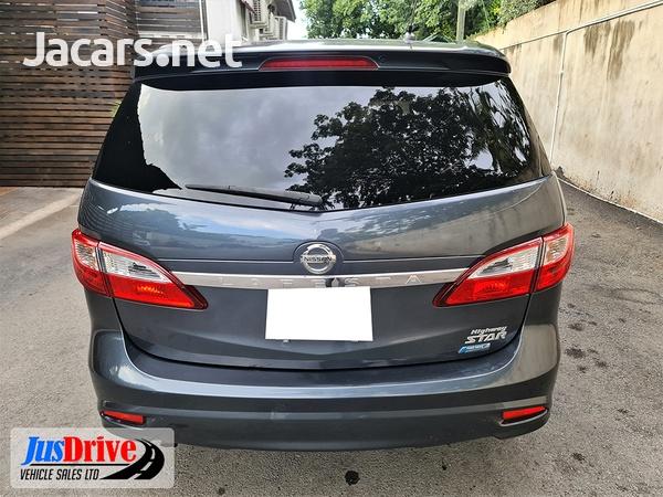 Nissan LaFesta 1,9L 2012-5