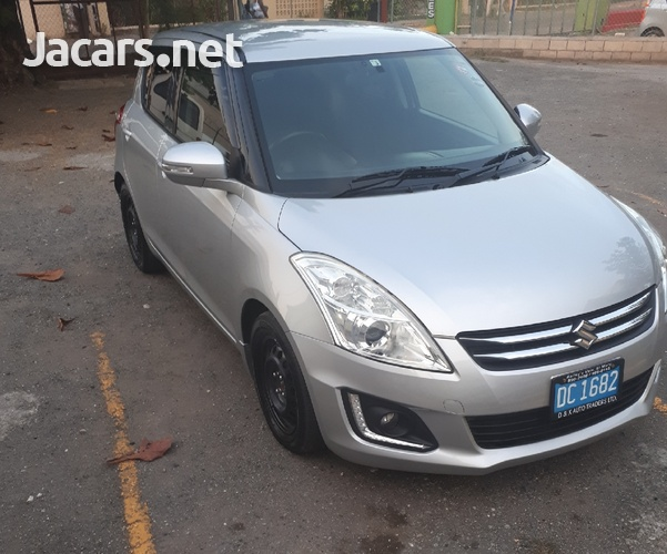 Suzuki Swift RS 1,3L 2014-1
