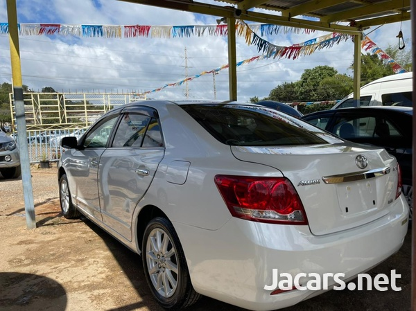 Toyota Allion 1,8L 2012-11