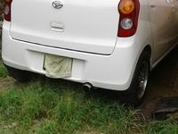 Daihatsu MIRA 0,6L 2012