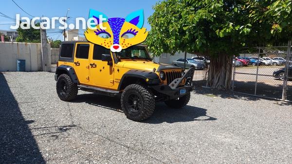 Jeep Wrangler Sport Unlimited 3,6L 2012-1