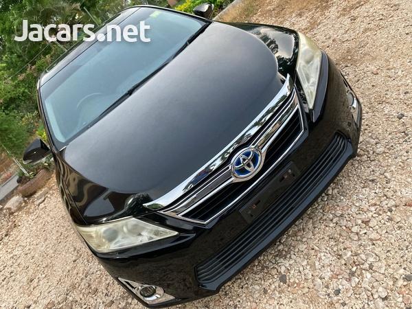 Toyota Camry 2,5L 2012-11