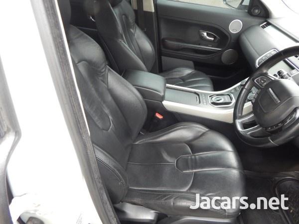 Land Rover Range Rover Evoque 2,5L 2013-7