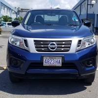 Nissan Frontier 2,5L 2016