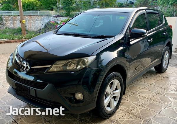 Toyota RAV4 2,5L 2013-1