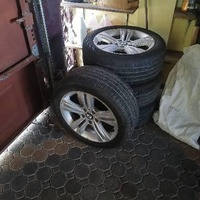 17 BMW Rims with Tires