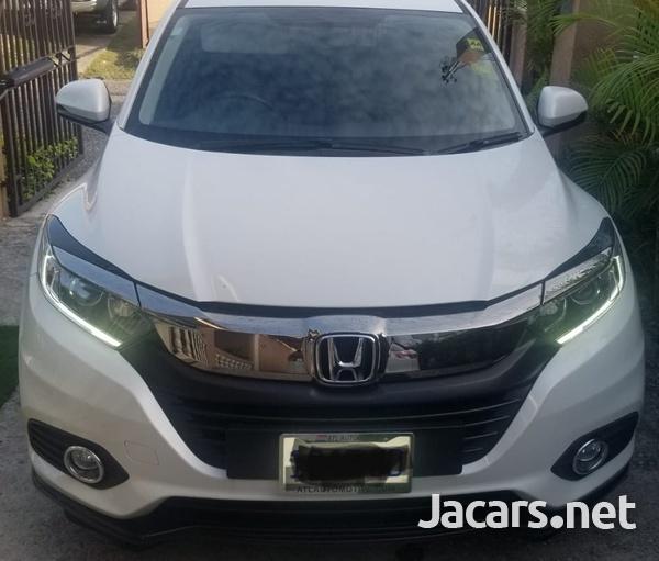 Honda HR-V 1,8L 2019-1
