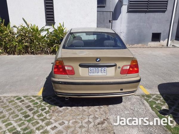 BMW 3-Series 1,3L 2001-5