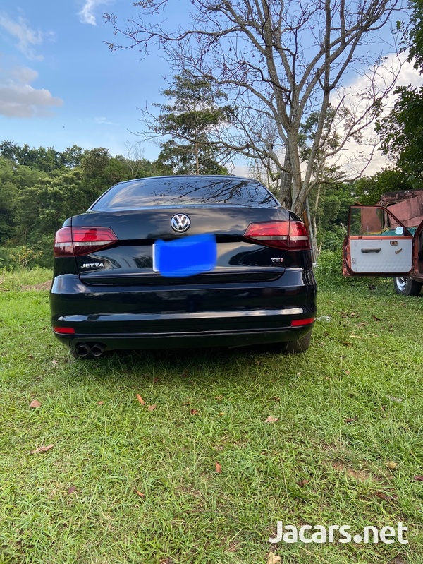 Volkswagen Jetta 1,4L 2016-9