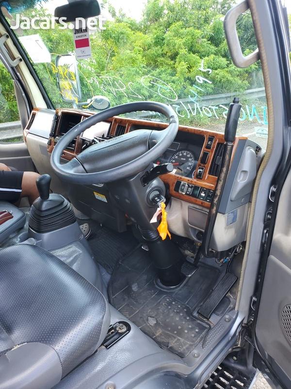 2008 Isuzu Elf Dump Truck-16