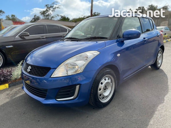 Suzuki Swift 1,2L 2016-2