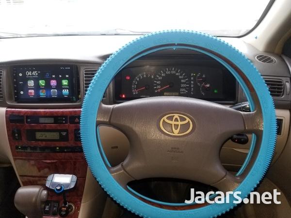 Toyota Corolla Altis 1,6L 2003-11