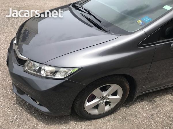 Honda Civic 2,0L 2013-4