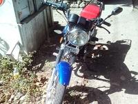 150 Hi Rev Motorcycle