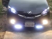Toyota Wish 5,7L 2011