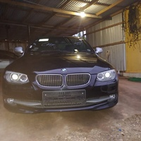 BMW 3-Series 3,0L 2012
